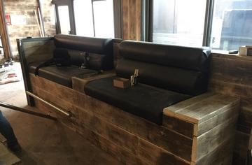 bar lounger