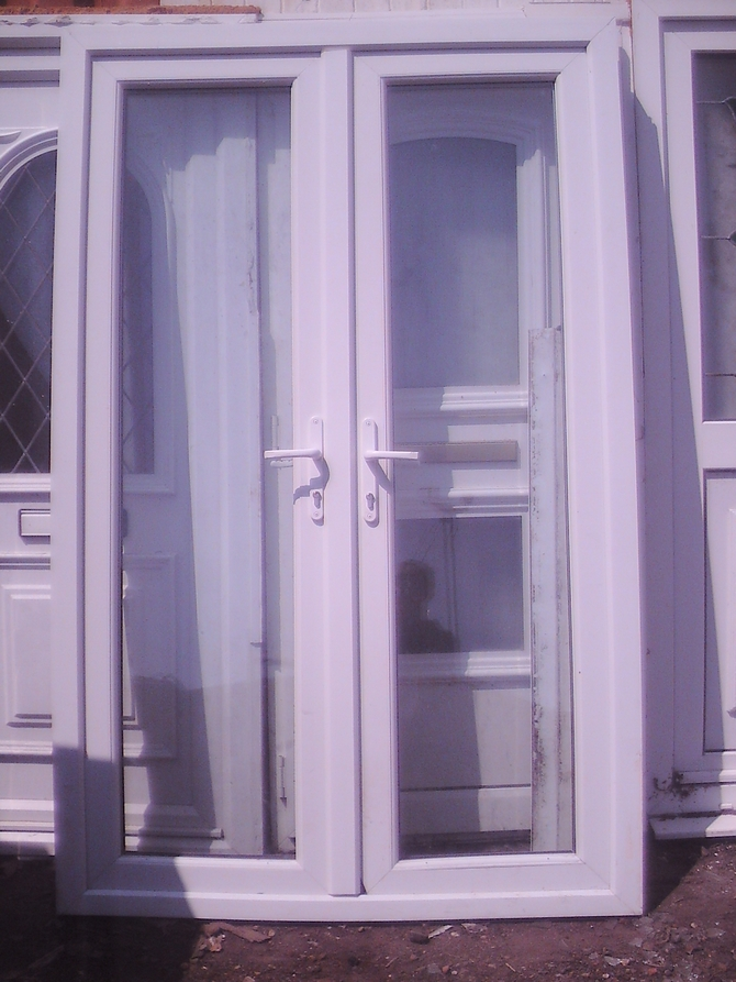 interior selection of upvc doors and frames ar1037