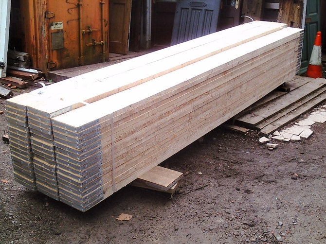 Product Scaffolding Boards : New scaffold boards m mm