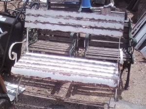 Wooden Folding Bench AR466