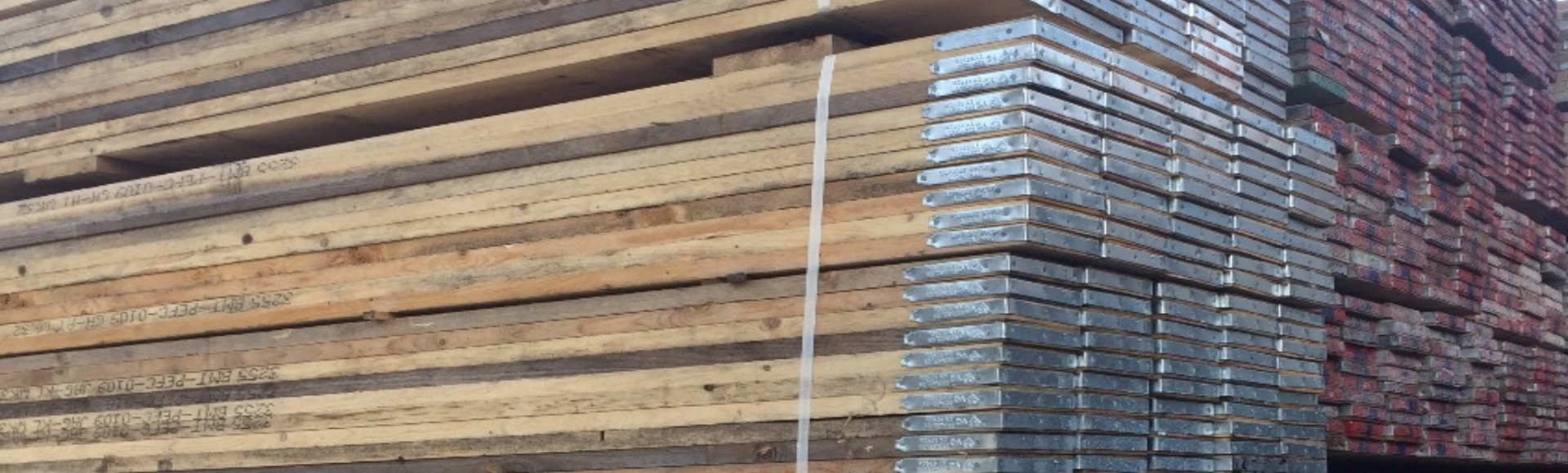New & Used scaffold boards