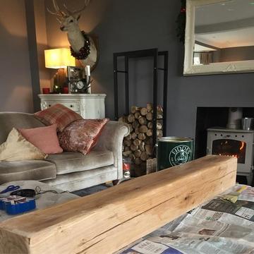 oak beam 1