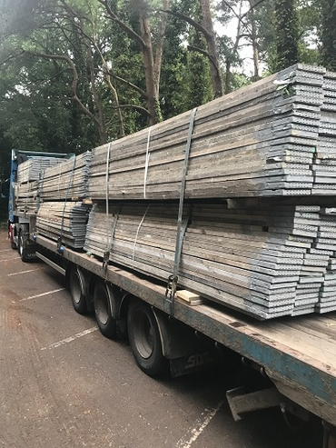 Used Scaffold Boards & battens back in Stock