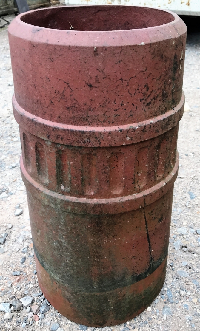 Reclaimed Decorative Chimney Pot