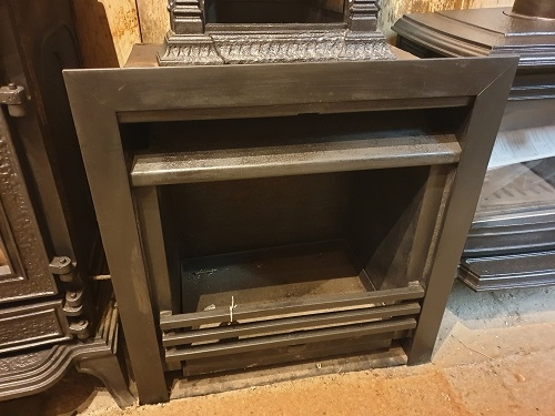 Reclaimed Fire Box