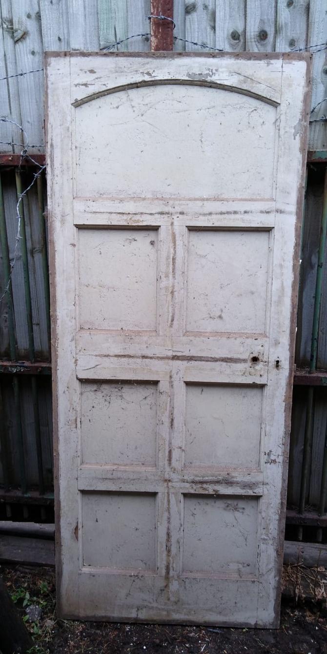 7 Panel Door