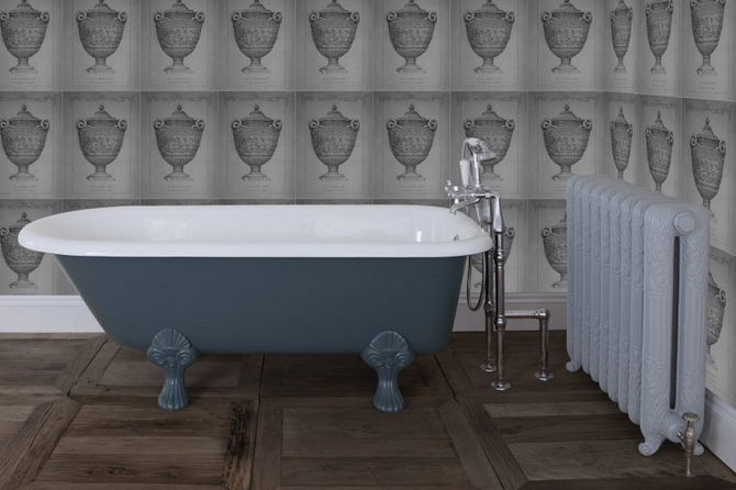 Cambridge Cast Iron Bath