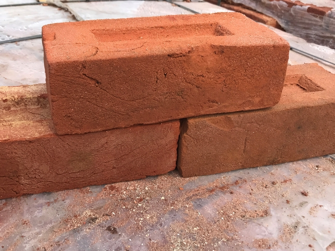 Reclaimed Imperial Bricks 225 x 110 x 70mm