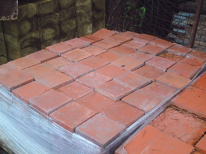 Quarry Tiles AR317