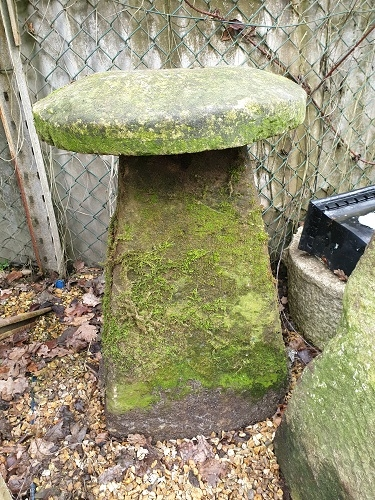 Staddle Stone