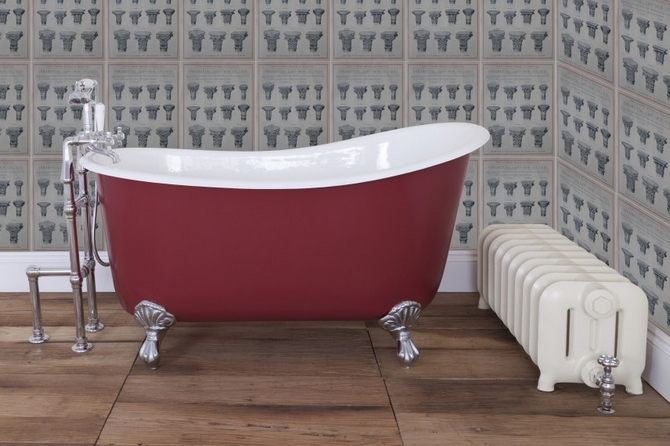 Lyon Cast Iron Bath