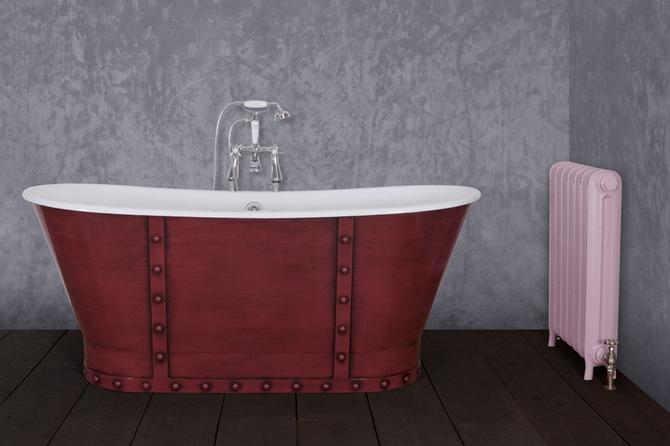Sudbury Cast Iron Bath