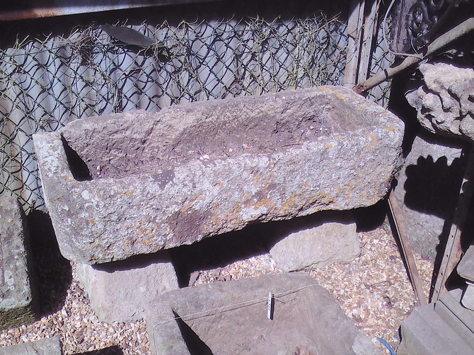 Large Stone Trough AR815