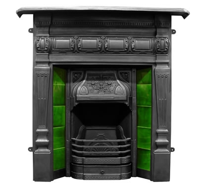 The Lambourn Cast Iron Combination Fireplace AR875