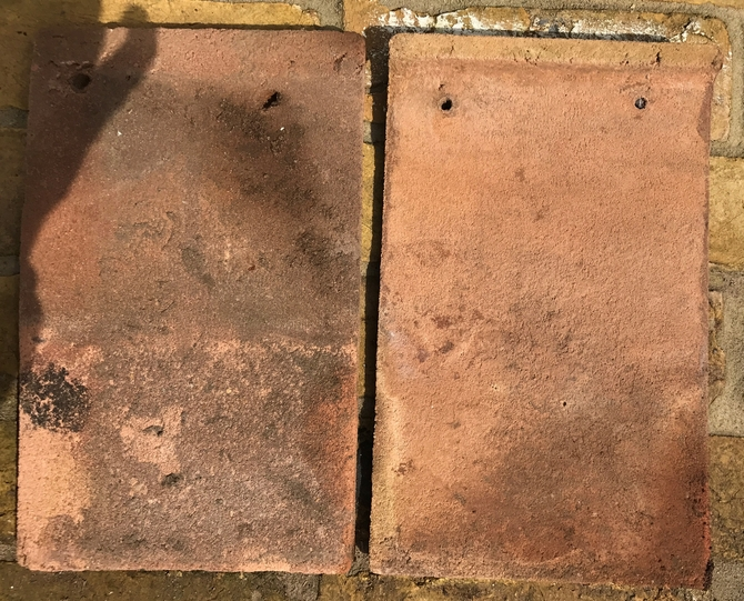 Reclaimed Peg Roof Tiles