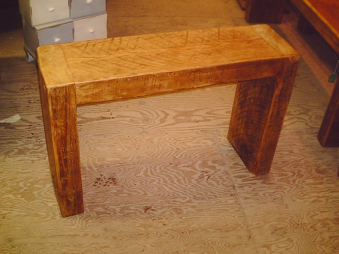 Reclaimed Timber Bench AR593