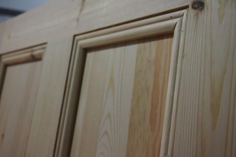 PINE FOUR PANEL DOORS 30