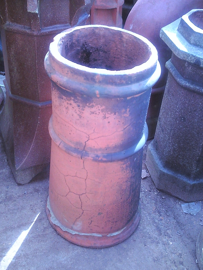 Reclaimed Chimney Pot
