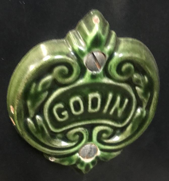 French Godin 3726 Stove Cast Iron Burner