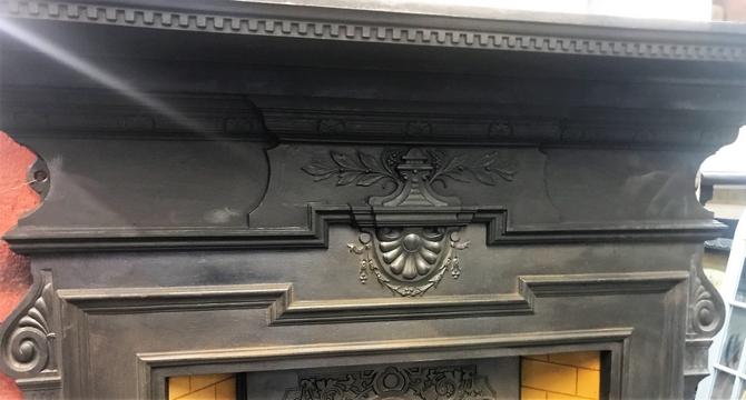 Original Combination Fireplace
