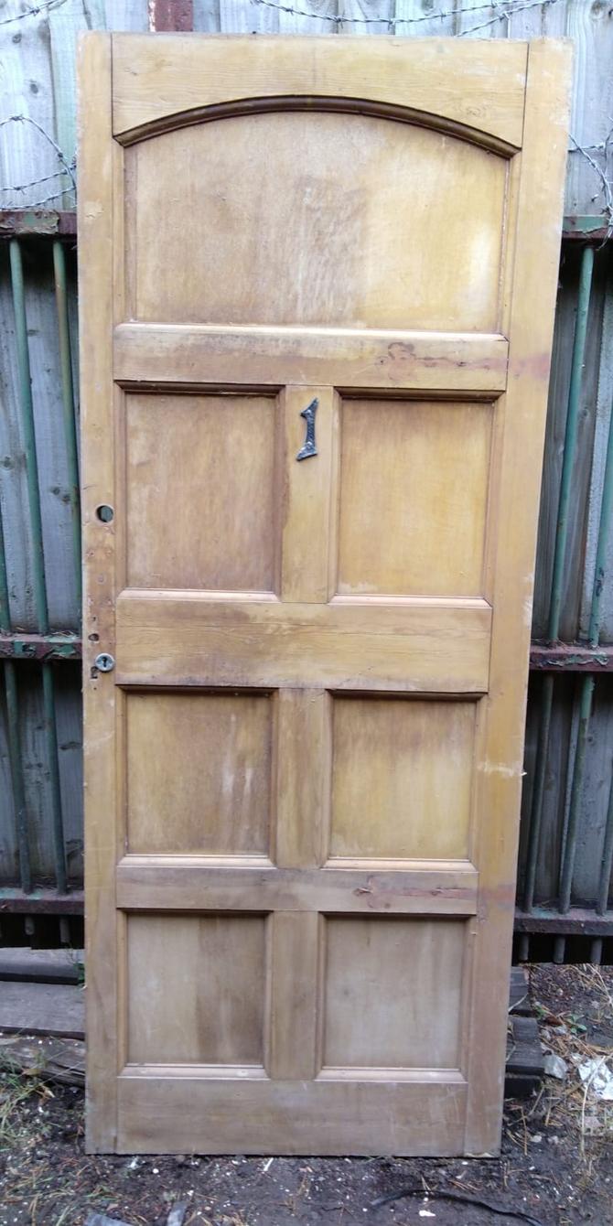 7 Panel Front Door