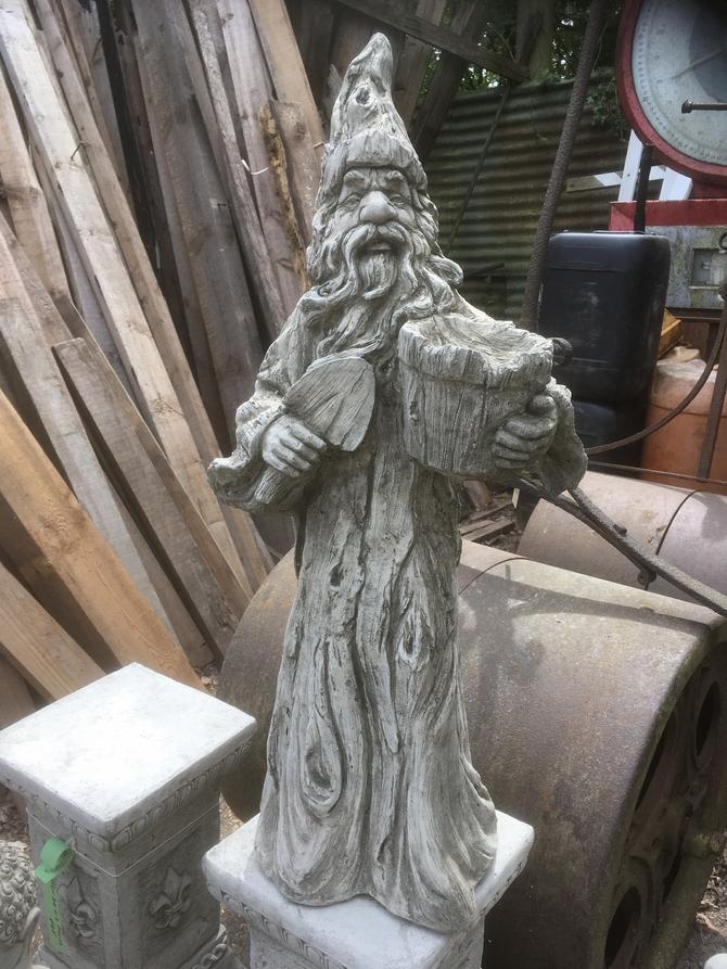 Wizard Statue