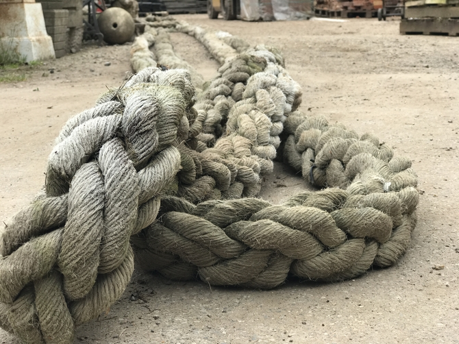 30M Ship Rope
