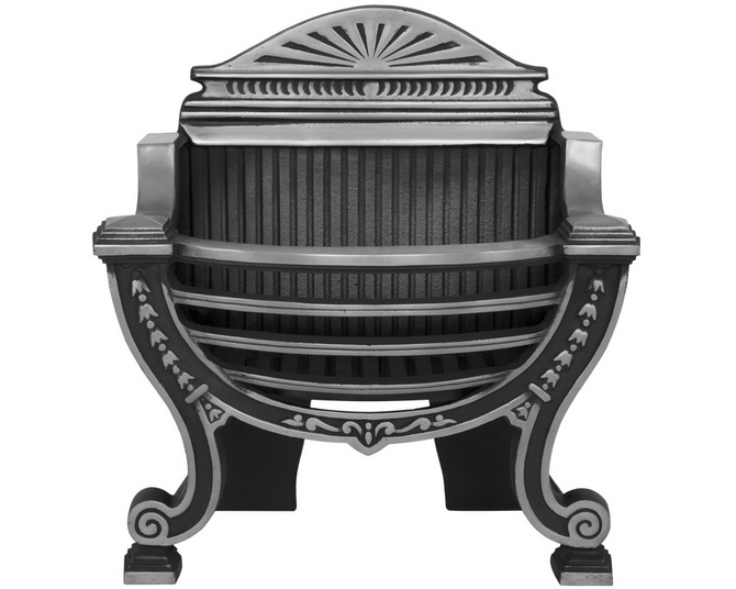 Balmoral Cast Iron Fire Basket