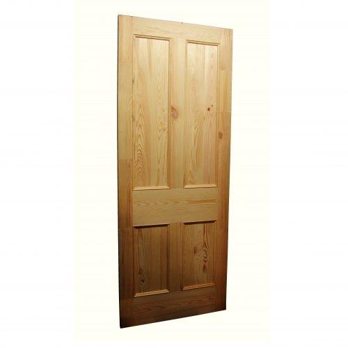 PINE FOUR PANEL DOORS 33