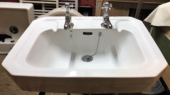 Reclaimed Basin