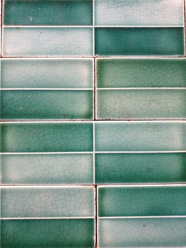 Reclaimed Spacer Tiles