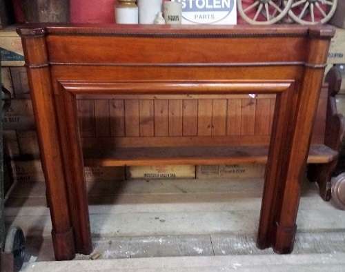 Original Oak Fire Surround
