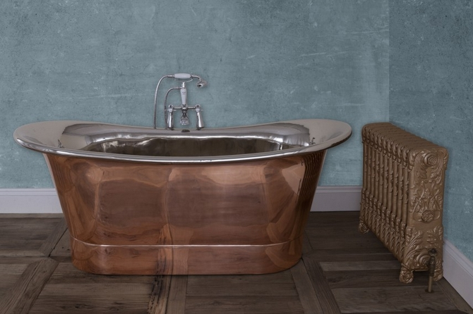 Normandy Copper Bath
