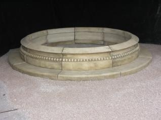 2.1M Under plinth
