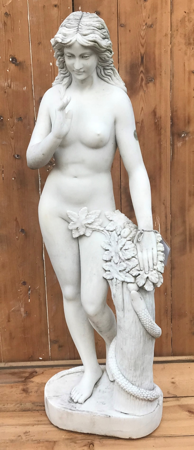 Eve Marble Statue SOLD