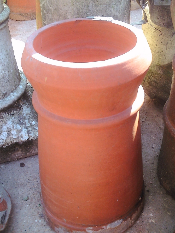 Cannon Top Chimney Pot