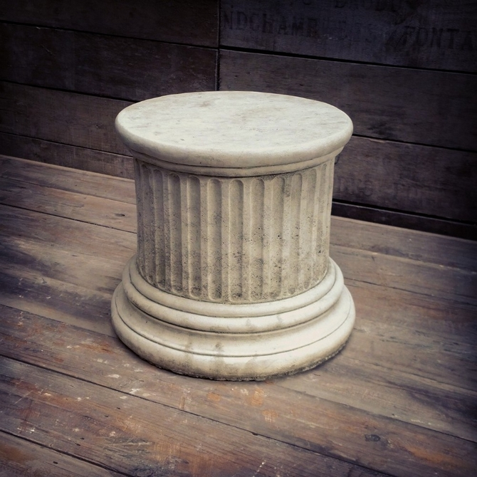 Round Mini Plinth