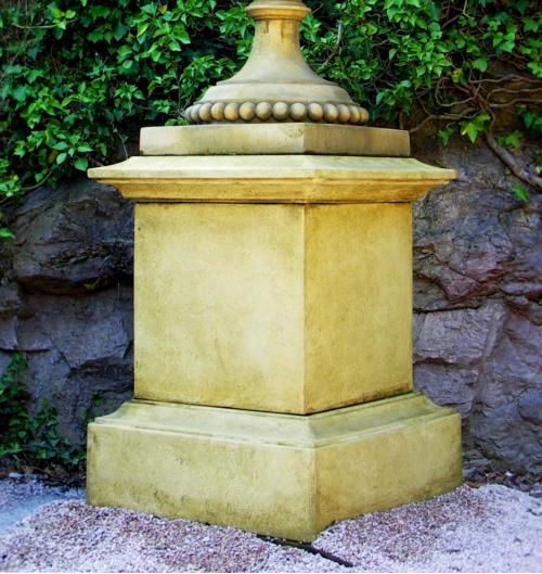 Regency 3 Part Plinth
