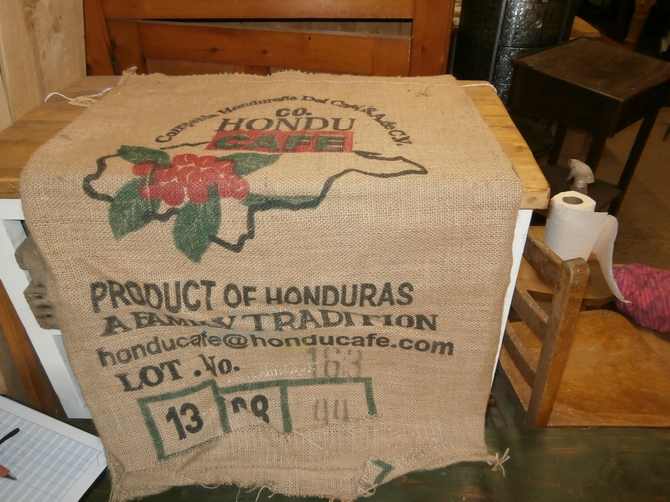 Original Coffee Hessian Sacks