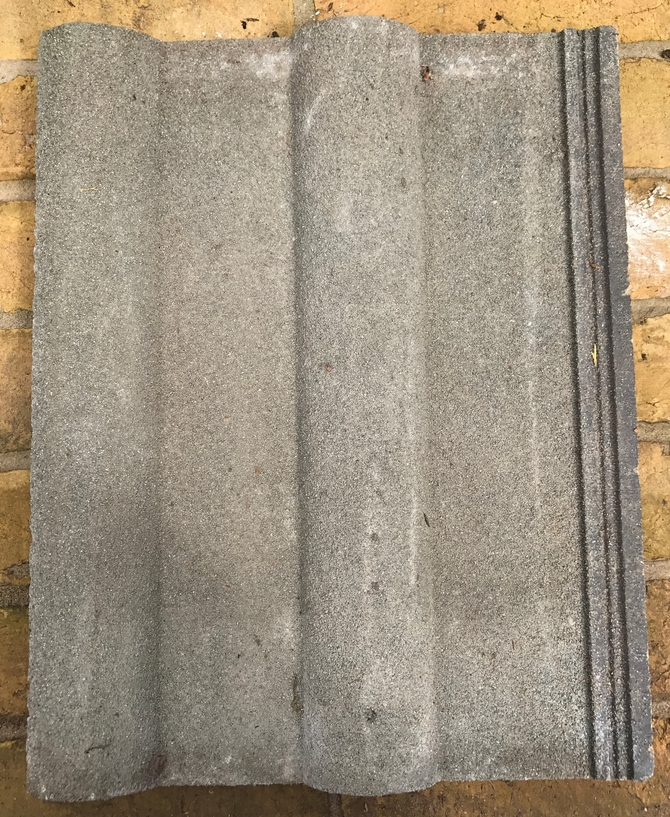 Reclaimed Marley Double Roman Roof Tiles
