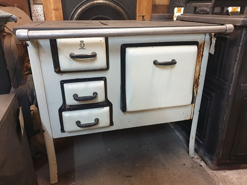 Vintage Imperial Stove