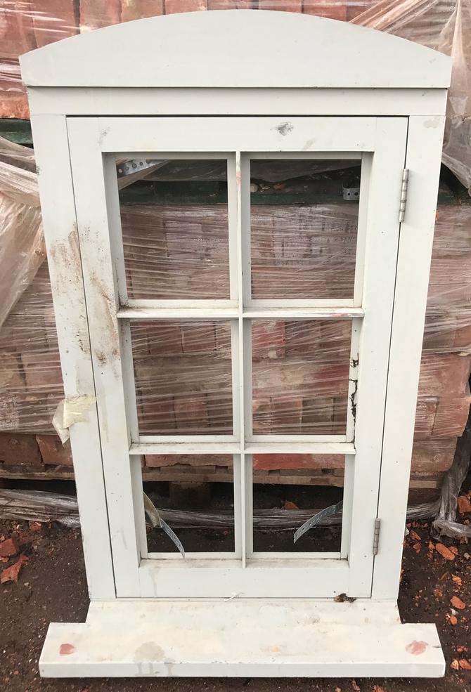 Georgian Style Hardwood Window Frame