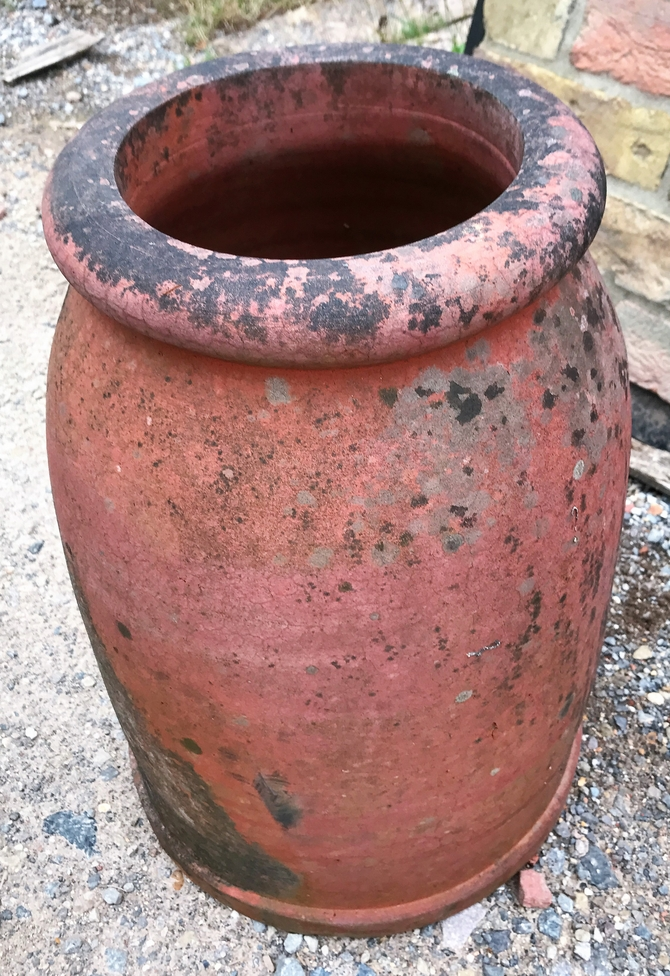Reclaimed Beehive Chimney Pot