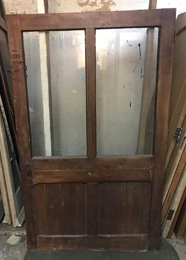 Extra Wide 4 Panel Glazed Door