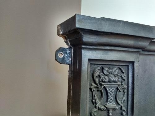 Reclaimed Original Combination Fireplace
