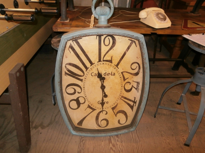 LARGE WALL CLOCK  S40