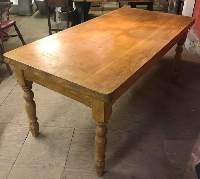 Large Farmhouse Style Table