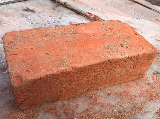 Reclaimed Imperial Handmade Bricks 235 x 110 x 70mm