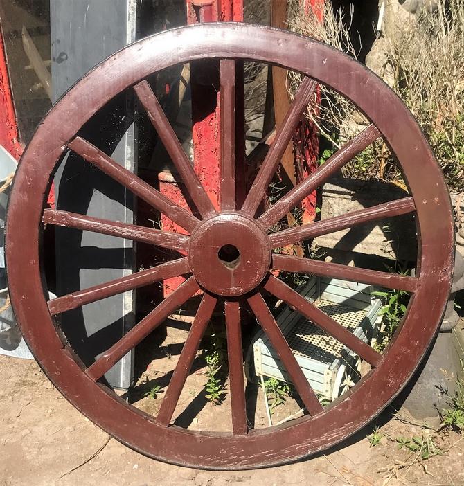 Wagon Wheel