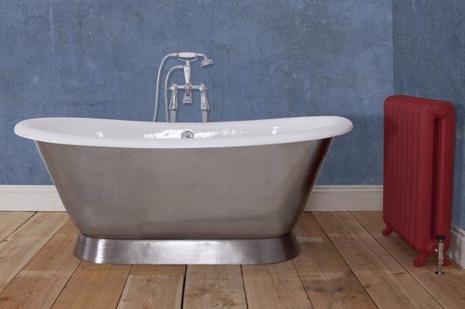 Montreal Cast Iron Bath